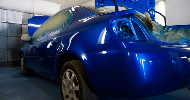 Factory And Custom Auto Paint Work In Bangor Maine Bernatche Auto